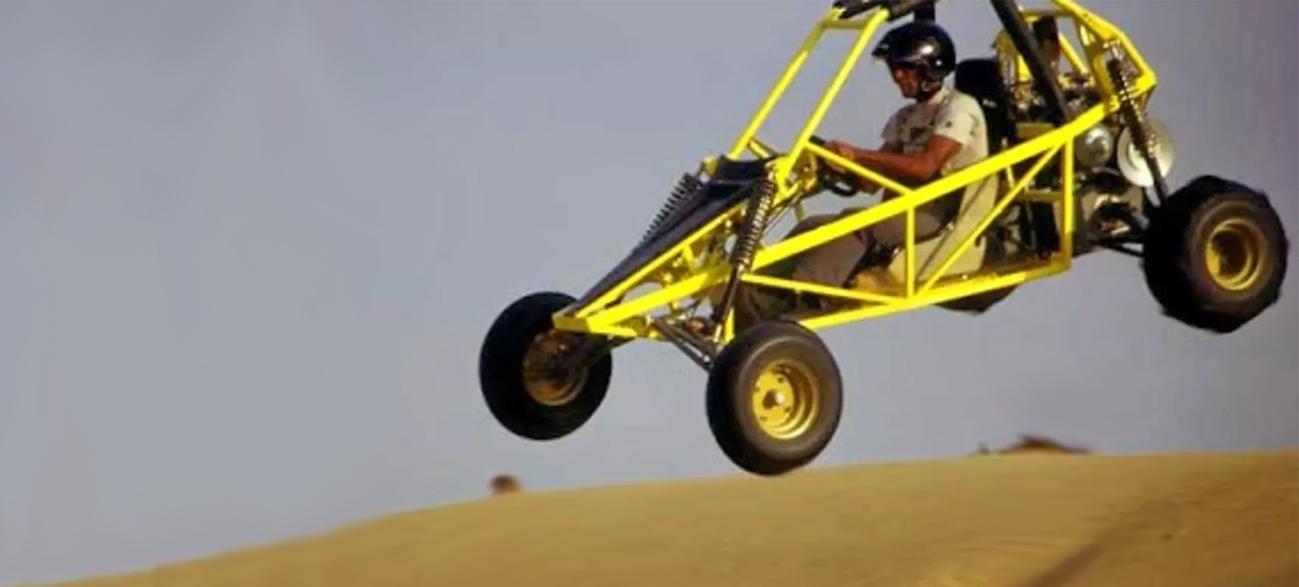 Dune Buggy Safari Extreme Adventurous Dune Buggy Safari